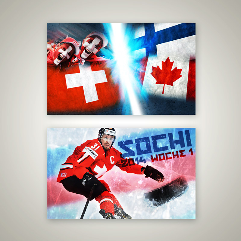 WEBTEASER, Swiss Ice Hockey Federation